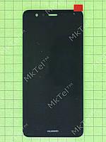 Дисплей Huawei P10 Lite с сенсором Оригинал Китай Черный