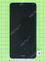 Дисплей Huawei P10 Lite с сенсором, панелью Оригинал Китай Черный