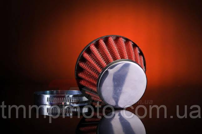 Фільтр нульовик d=35mm червоний, фото 2