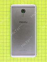 Задняя крышка Meizu M3 Note, серый orig-china