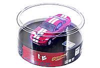 Машинка микро р/у 1:43 лиценз. Ford GT500 (красный)