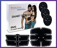 Тренажер миостимулятор для пресса Smart Fitness EMS Fit Boot Toning