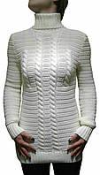 Купить свитер недорого, зимний свитер, размеры 46-56, Харьков Молочный