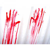 Шторка для ванной Фильм ужасов