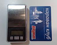 Весы суперкомпактные ювелирные электронные MT, 200г (0,01г), фото 1
