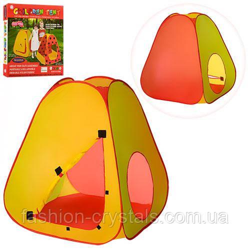Палатка для игр домик 999E-16