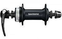 Втулка передня Shimano Alivio HB-M4050 36 отвори під диск Center Lock чорний