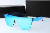 Солнцезащитные очки Louis Vuiiton голубые, фото 1