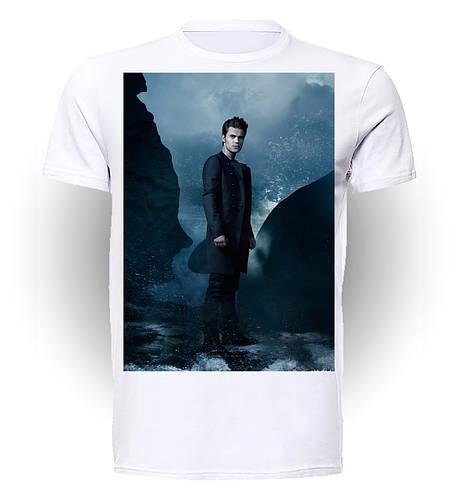 Футболка GeekLand Дневники Вампира The Vampire Diaries Стефан VD.01.017