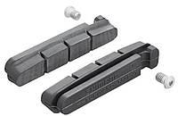 Гумки гальмівних колодок Shimano Dura-Ace R55C касетна фіксація керамічне покриття