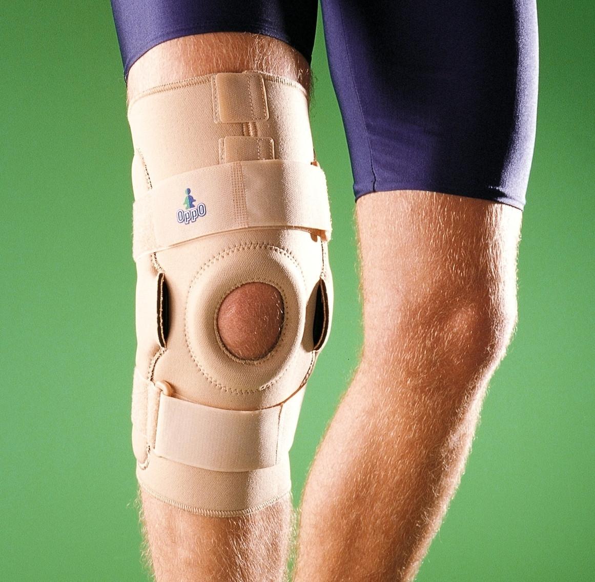 Ортез коленный полицентрический Oppo 1136