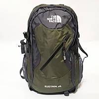 Спортивный рюкзак The North Face 40 литров зеленый