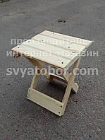Стул раскладной для торговли или пикника 37х37 см