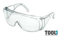 Очки противоосколочные MASTERTOOL 82-0051