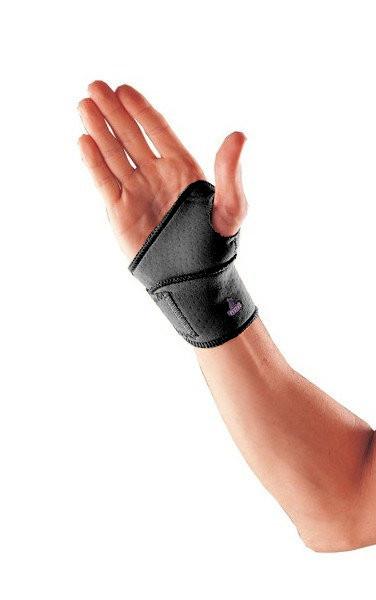 Ортопедический лучезапястный ортез Oppo 1083B(черного цвета)