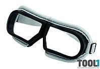 Очки защитные обшитые MASTERTOOL 82-0600