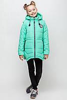 Модная детская куртка для девочки  Миледи 1