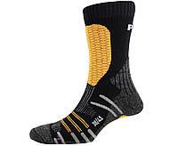 Шкарпетки жіночі P.A.C. Ski Cross Country Pro 35-37 неоновий помаранчевий