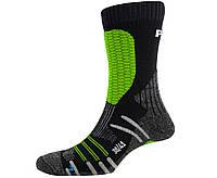Шкарпетки чоловічі P.A.C. Ski Cross Country Pro зелений 40-43