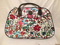 Цветная дорожная сумка