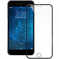 "Защитное цветное стекло Mocolo (CP+) с TPU краями для Apple iPhone 7 plus / 8 plus (5.5"")"