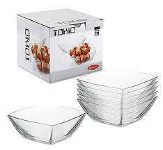 Набор салатников Токио 160x160мм 4шт., фото 2