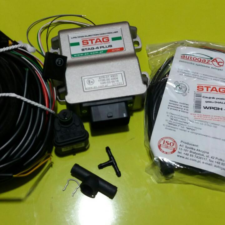 Электроника STAG 4 plus