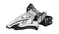 Перемикач передній Shimano Deore XT FD-M8025-L 2x11 Low Clamp Top-Swing универсальна тяга