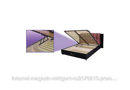 Двуспальная кровать-подиум №14, фото 2