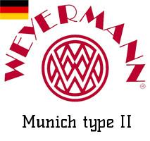 Солод пивоваренный Munich type II (Мюнхенский тип 2) - 1кг