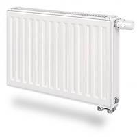 Стальной радиатор 500х600 Вогель нот 11 тип, бок. Стальные панельные радиаторы Vogel&Noot.