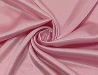 Ткань креп сатин Розовый купить Арт Текстиль Украина