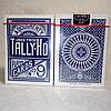 Карты Tally-Ho (Original Circle Back) Blue - синие