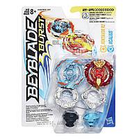 Бейблейд Взрыв Роктавор R2 и Экскалиус Hasbro (Beyblade Burst Roktavor R2 & Xcalius)