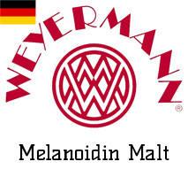 Солод пивоваренный Melanoidin Malt (Меланоидиновый) - 1кг