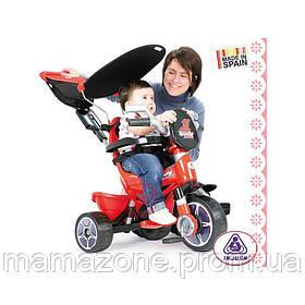 Детский Трехколесный велосипед BODY SPORT красный Injusa 325
