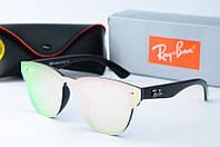 Солнцезащитные очки Rb розовые, фото 1