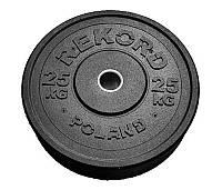 Бамперный диск Rekord BP-25 25 кг