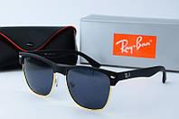 Солнцезащитные очки Rb черные , фото 1