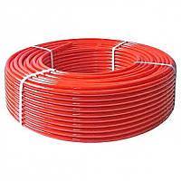 Трубы для водяного теплого пола из сшитого полиэтилена 20х2 PE-RT. Теплый пол в доме.