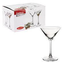 Набор бокалов для мартини Pasabahce Enoteca 275мл*6шт.