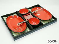 """Набор для суши """"дайкон"""" на 2 перс., в кор. 5 наб."""