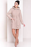 Стильное пальто Анита 4414