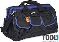 Прочная и удобная сумка для инструментов из полиэстера, 18 карманов MIOL 91-018