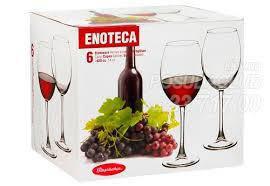 Набор бокалов для красного вина Pasabahce Энотека 420 мл*6шт 44728, фото 2