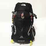 Спортивный рюкзак The North Face 40 л стильный яркий оранжевый, фото 7