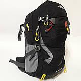 Спортивный рюкзак The North Face 40 л стильный яркий оранжевый, фото 10