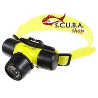 Подводный фонарь налобный Head Light Underwater Led Cree 3W (батарейки), фото 1
