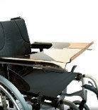 Столик для коляски Action 3 NG, Action 4 NG (акрил) + коврик