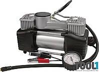 Миникомпрессор автомобильный двухпоршневой производительный MIOL 81-118